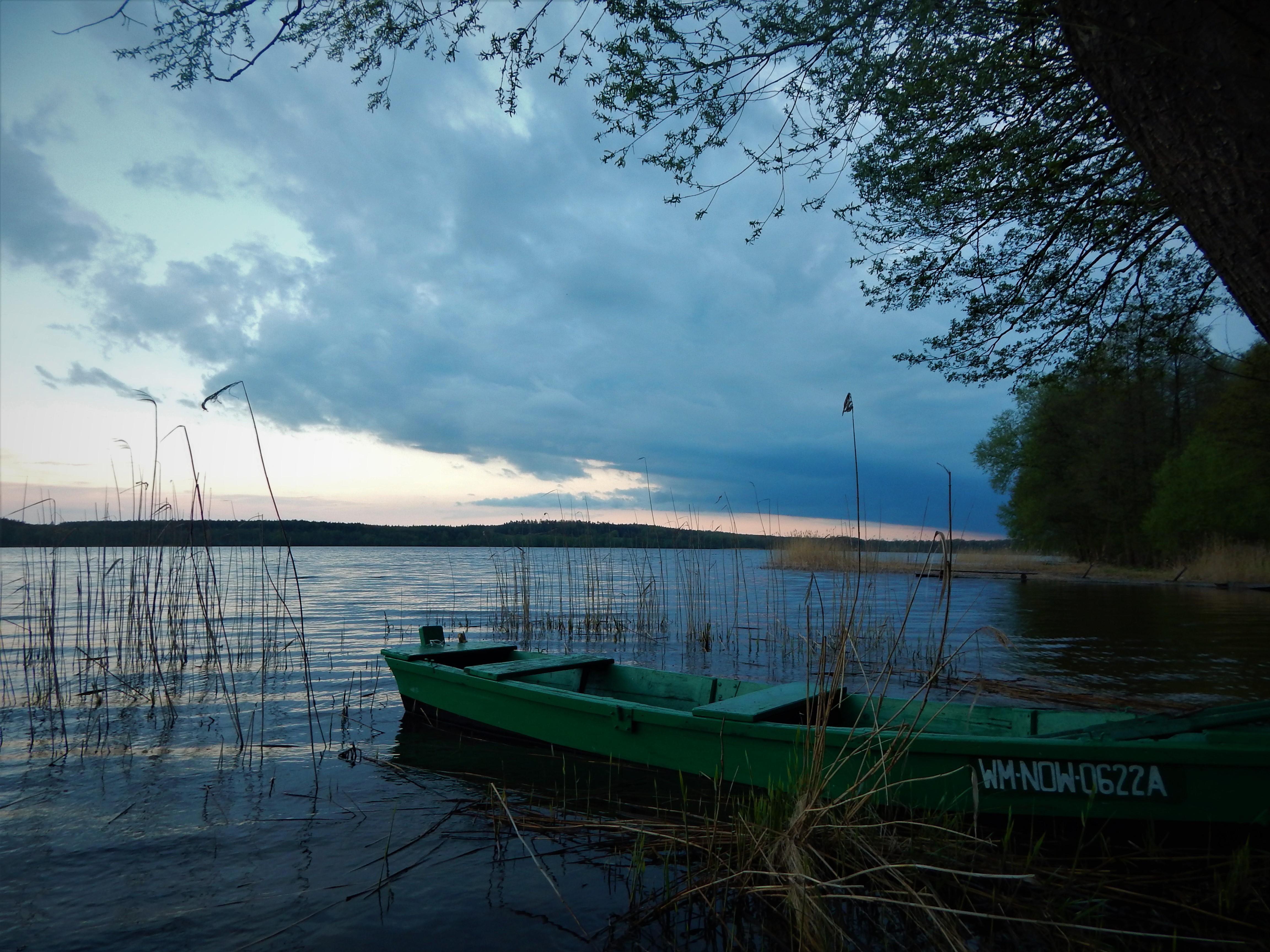 Jezioro Łąkorz Martyna Broda