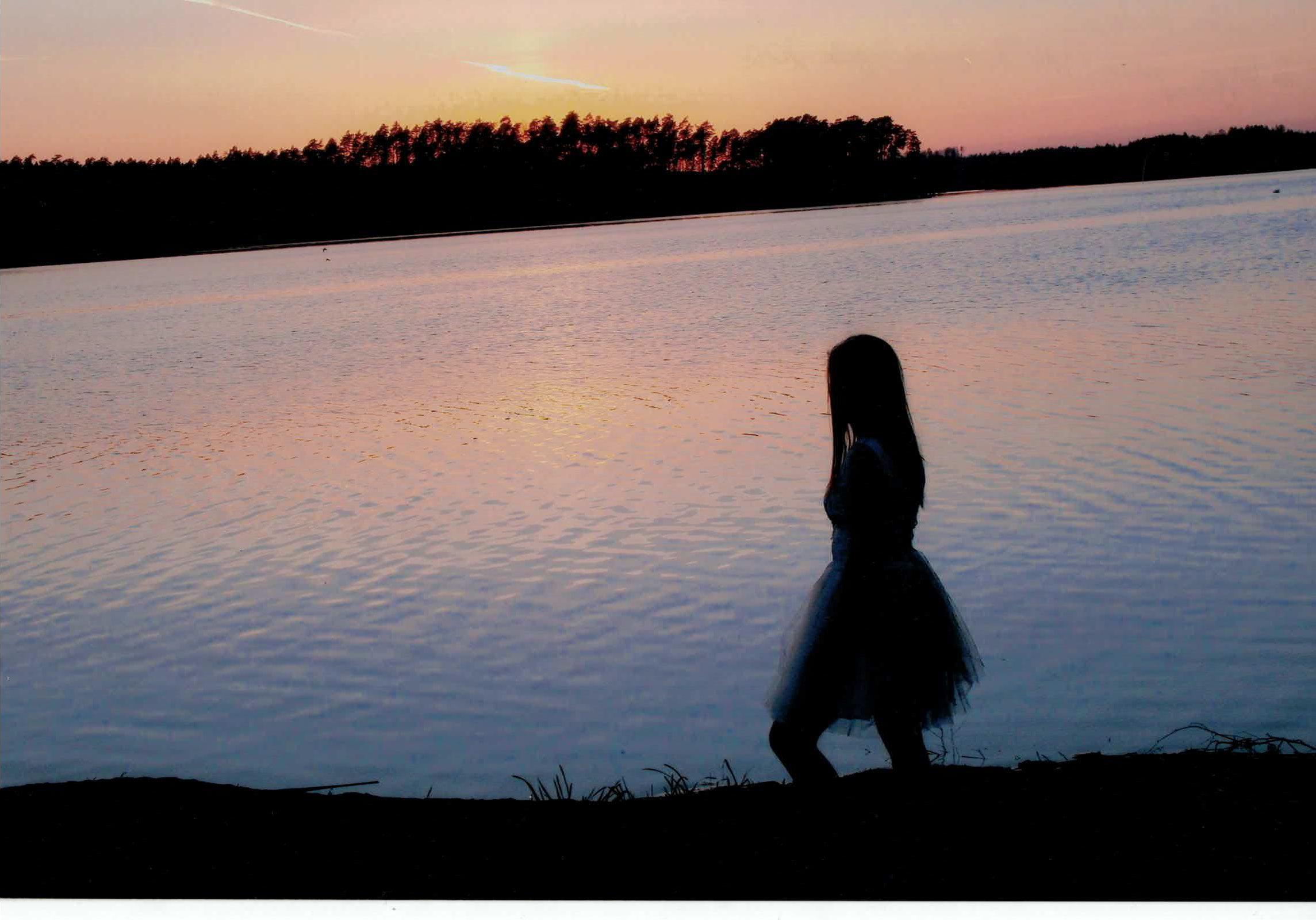 Jezioro Partęczyny Aleksandra Wadecka