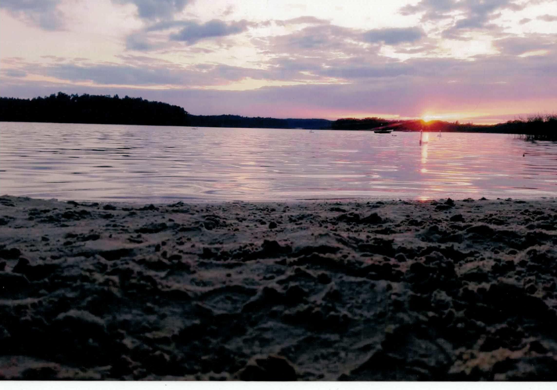 Jezioro Partęczyny Katarzyna Łakota