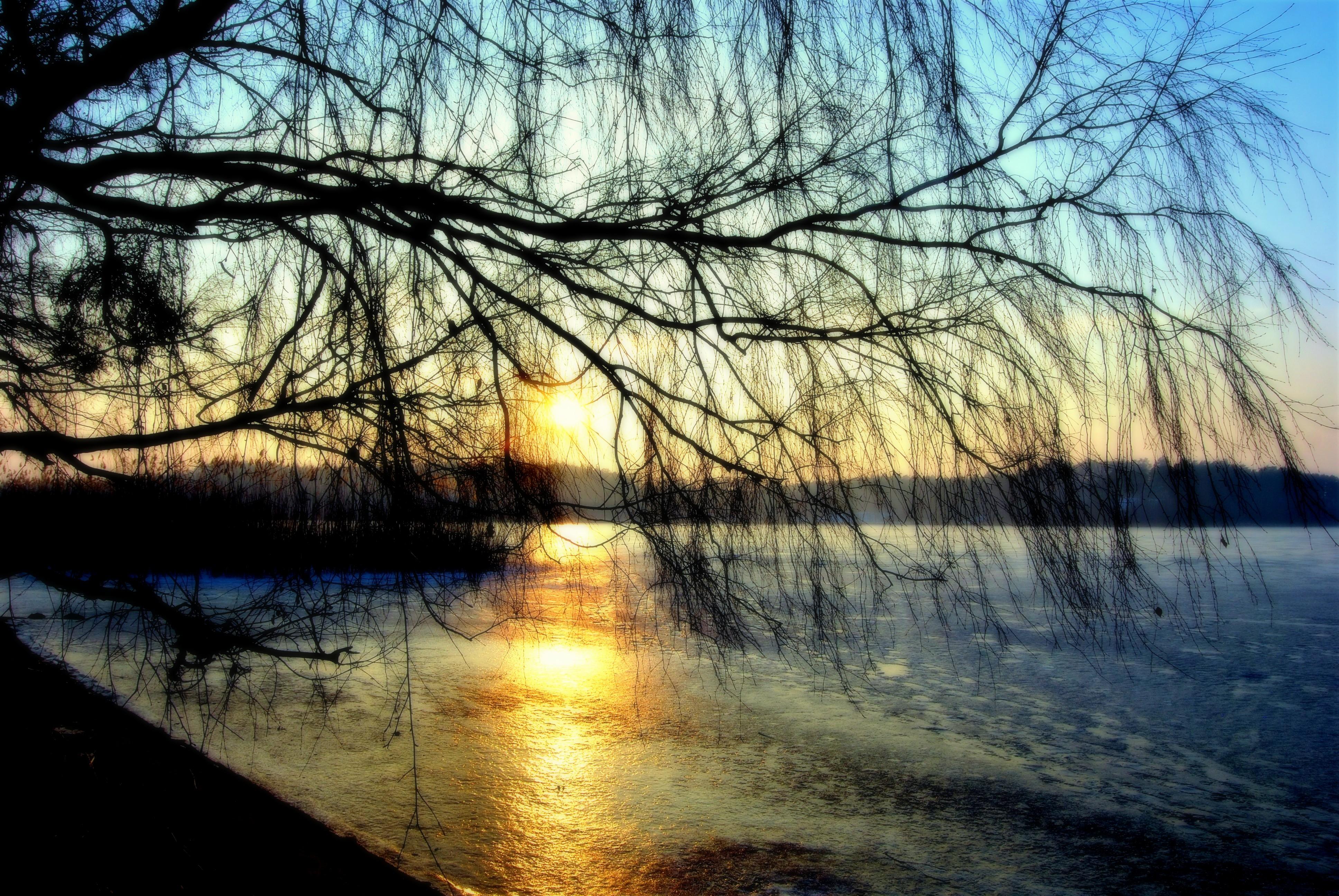 Jezioro Partęczyny Paweł Lange