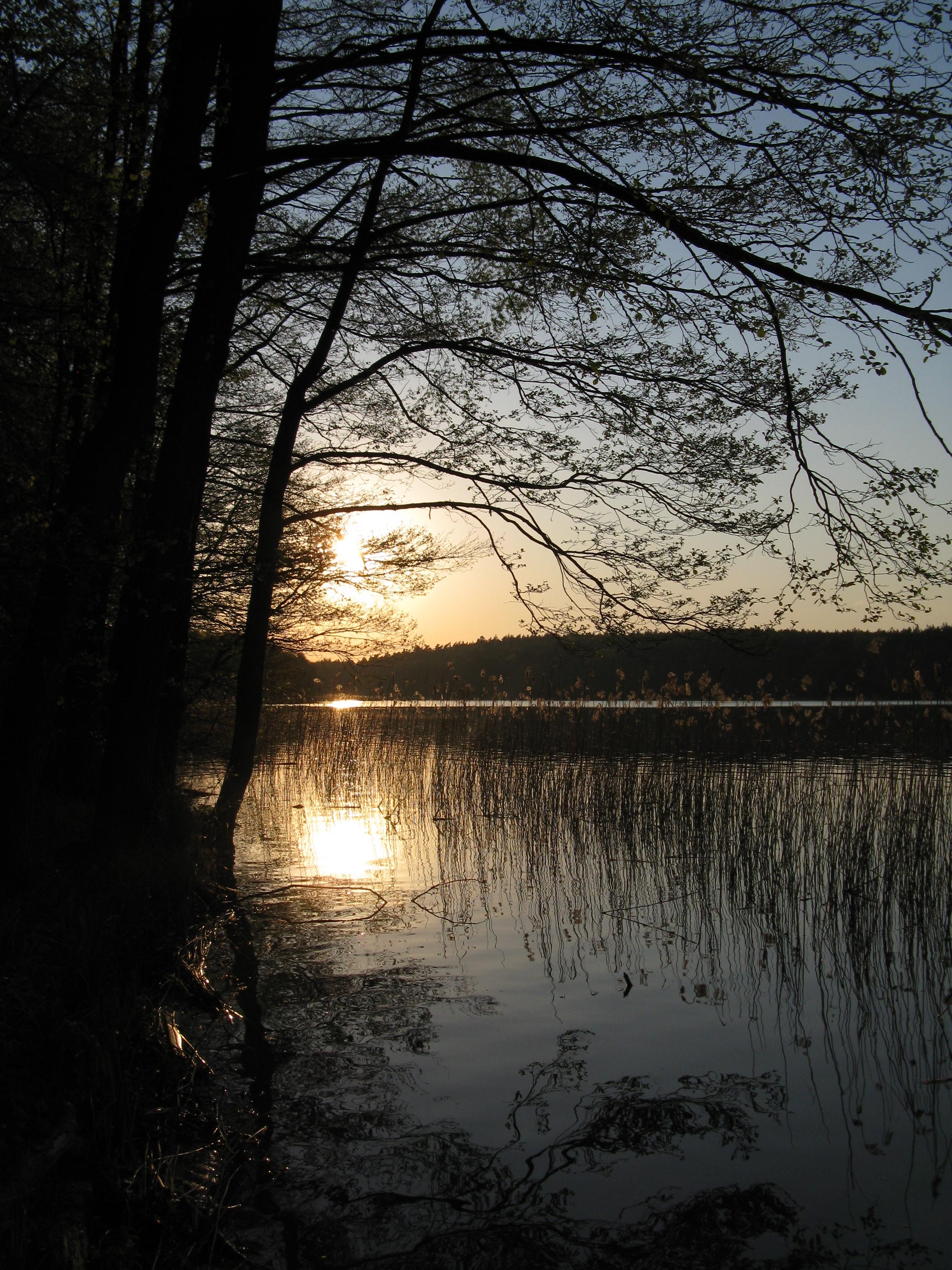Jezioro Przedsień Izabela Ziółkowska-Balewska