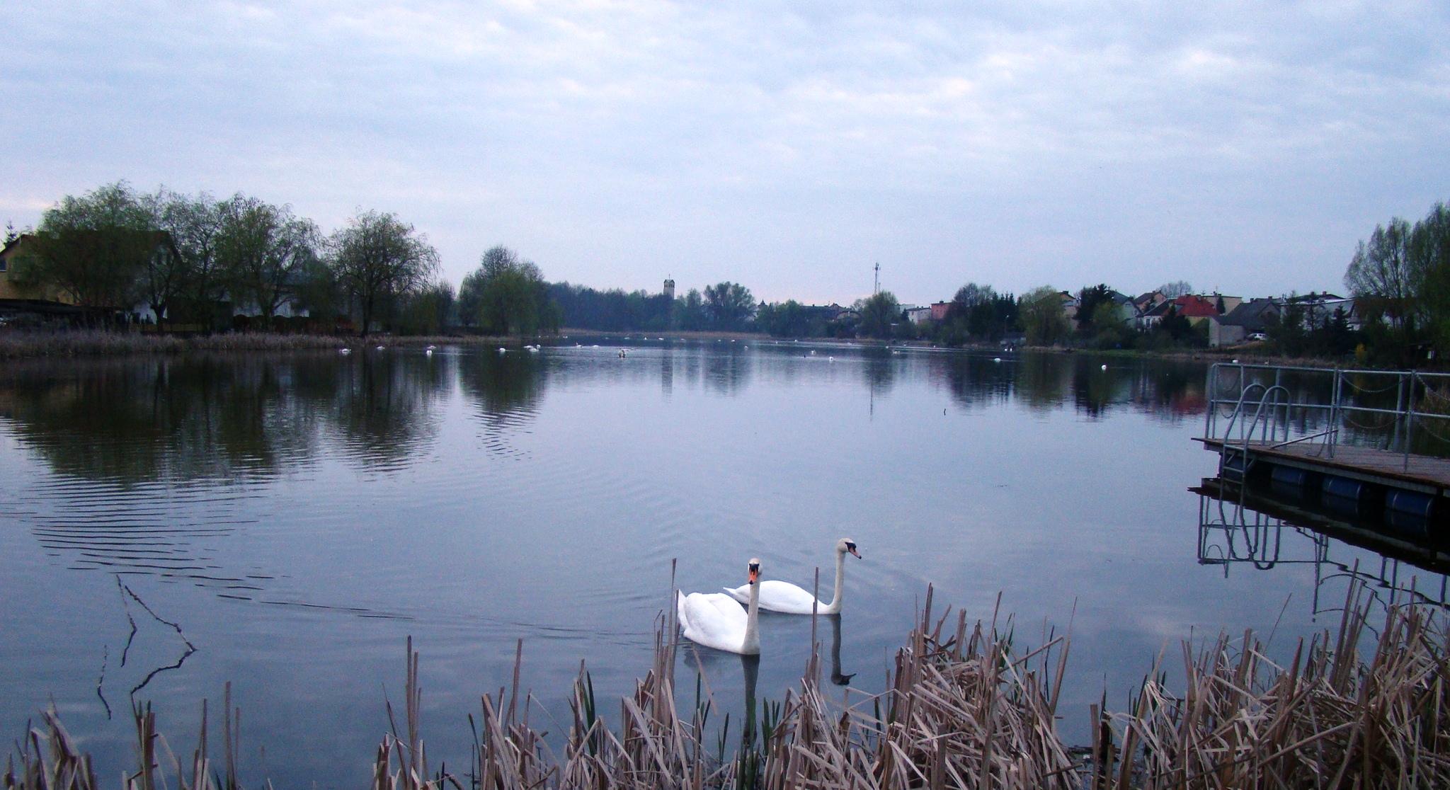 Jezioro Rybno Dawid Karboski
