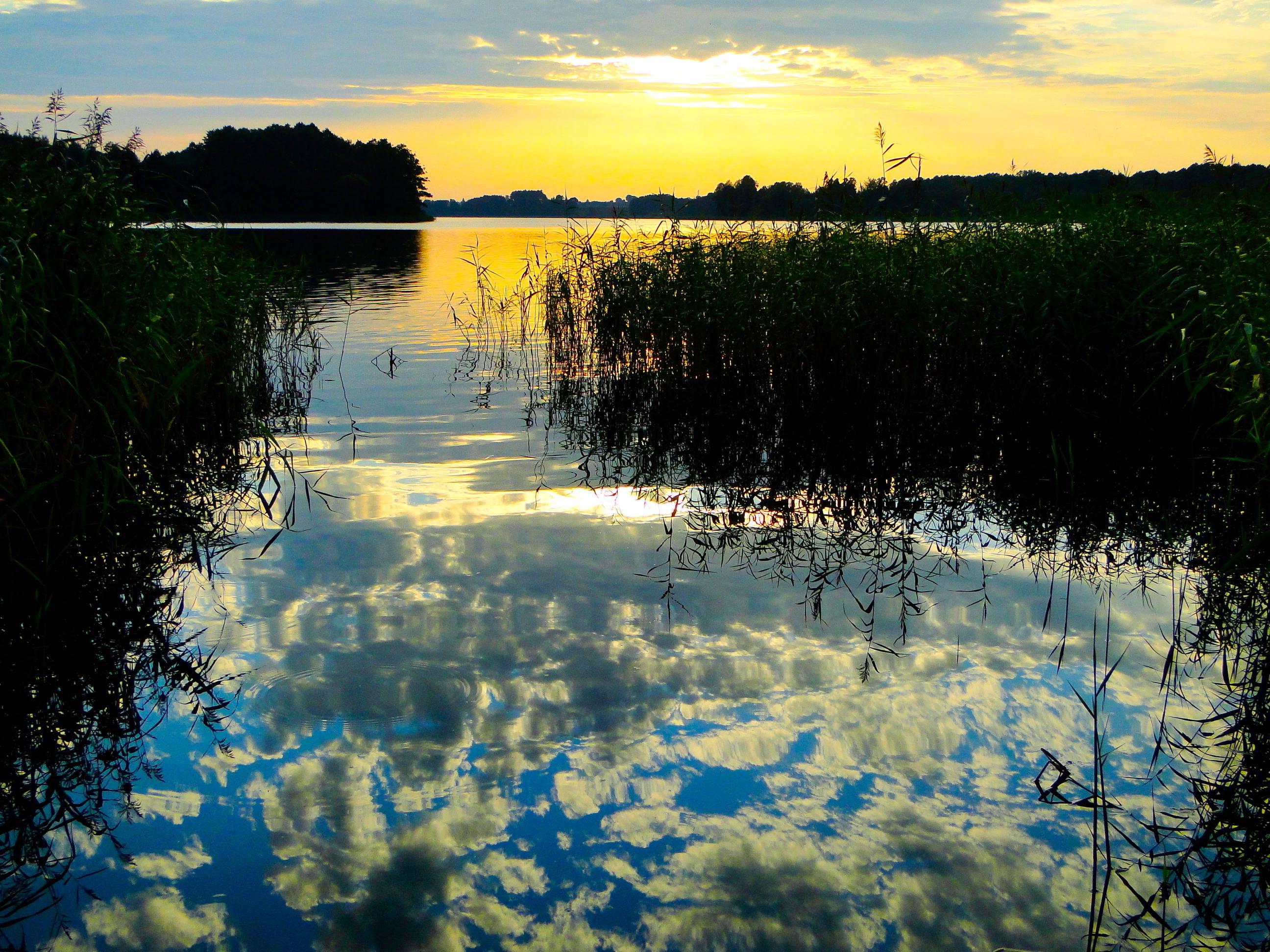 Jezioro Skarlińskie Liliana Lisakowska
