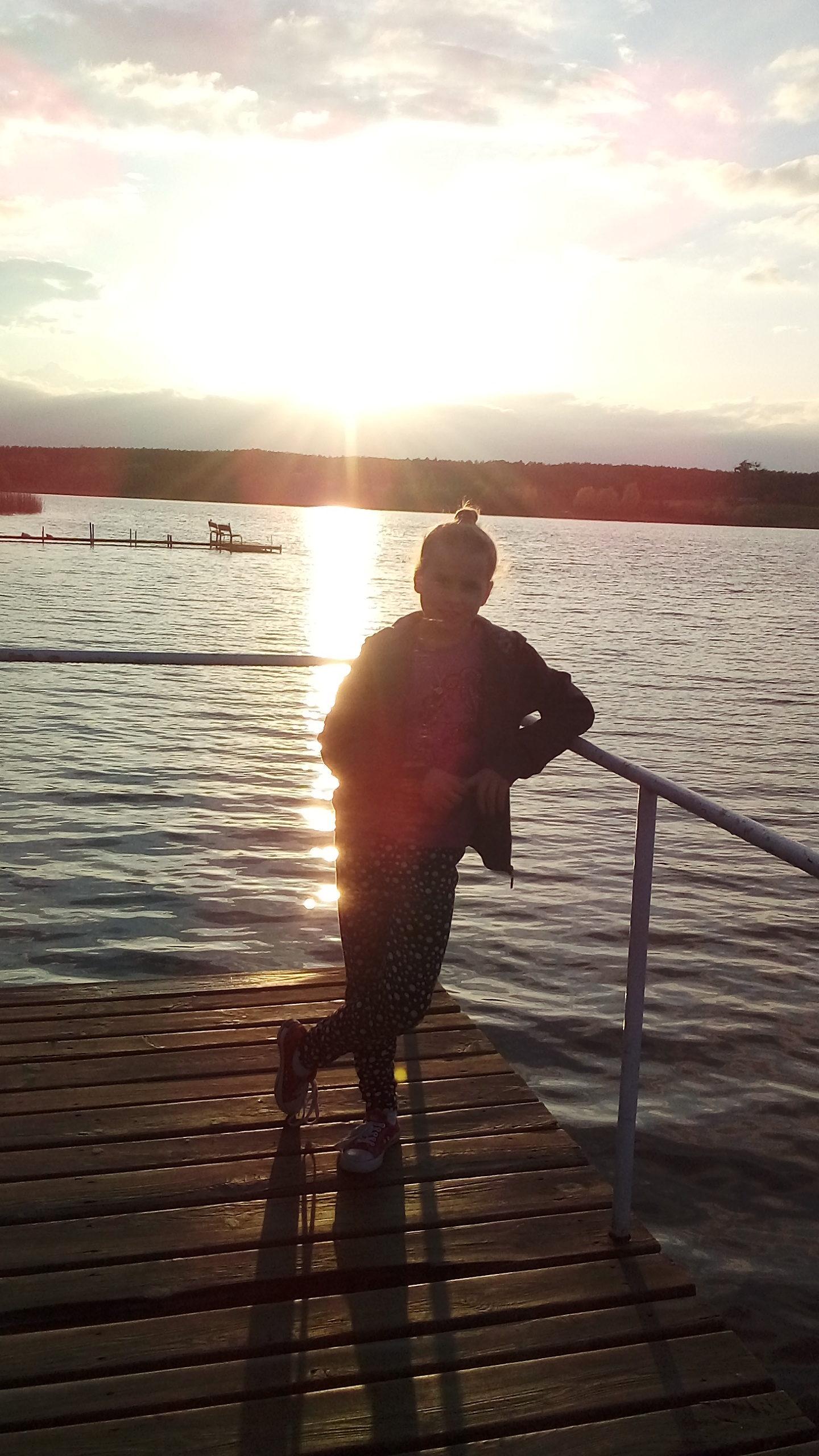 Jezioro Skarlinskie, Barbara Wardowska