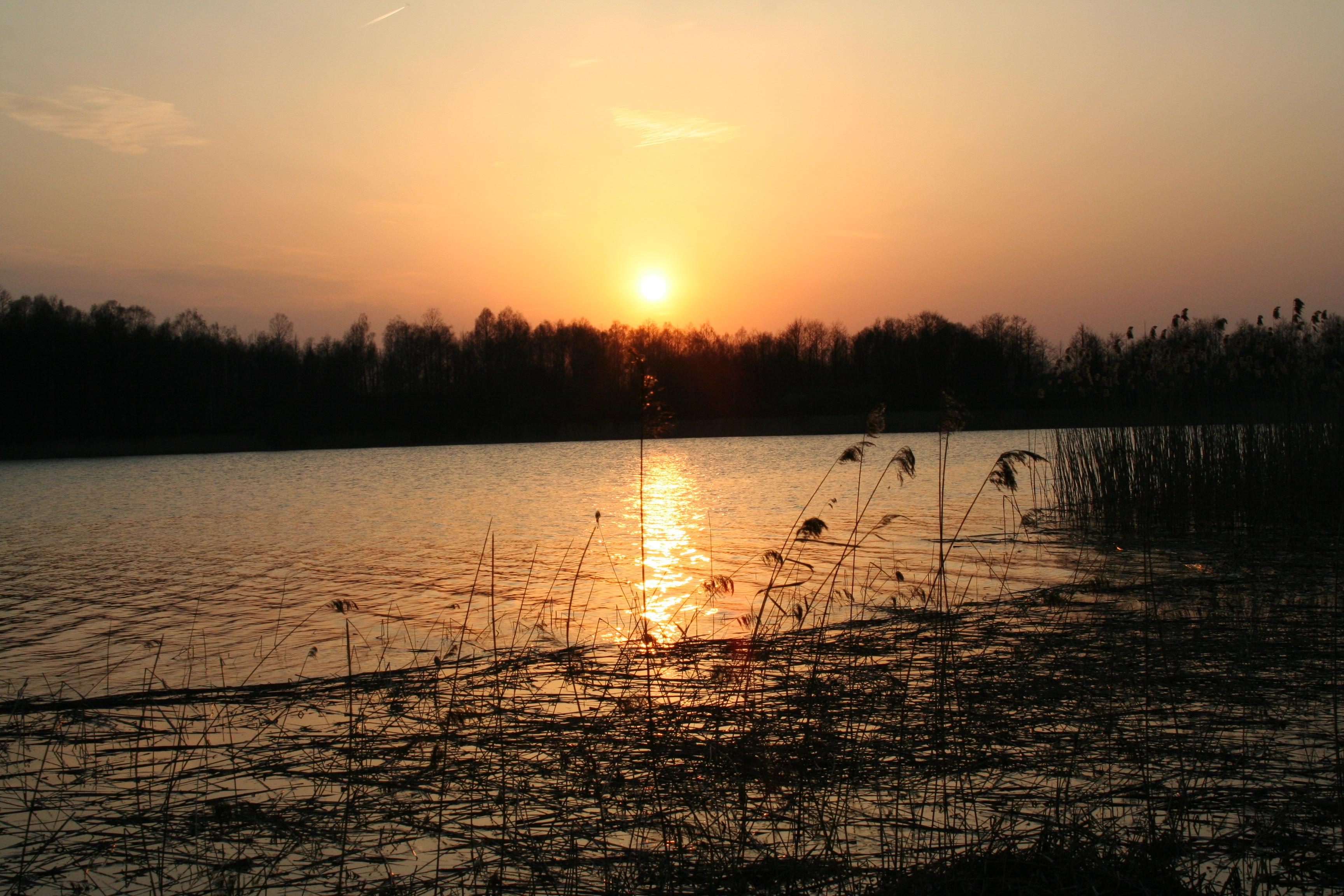 Jezioro Tarczyńskie Krzysztof Siemianowski