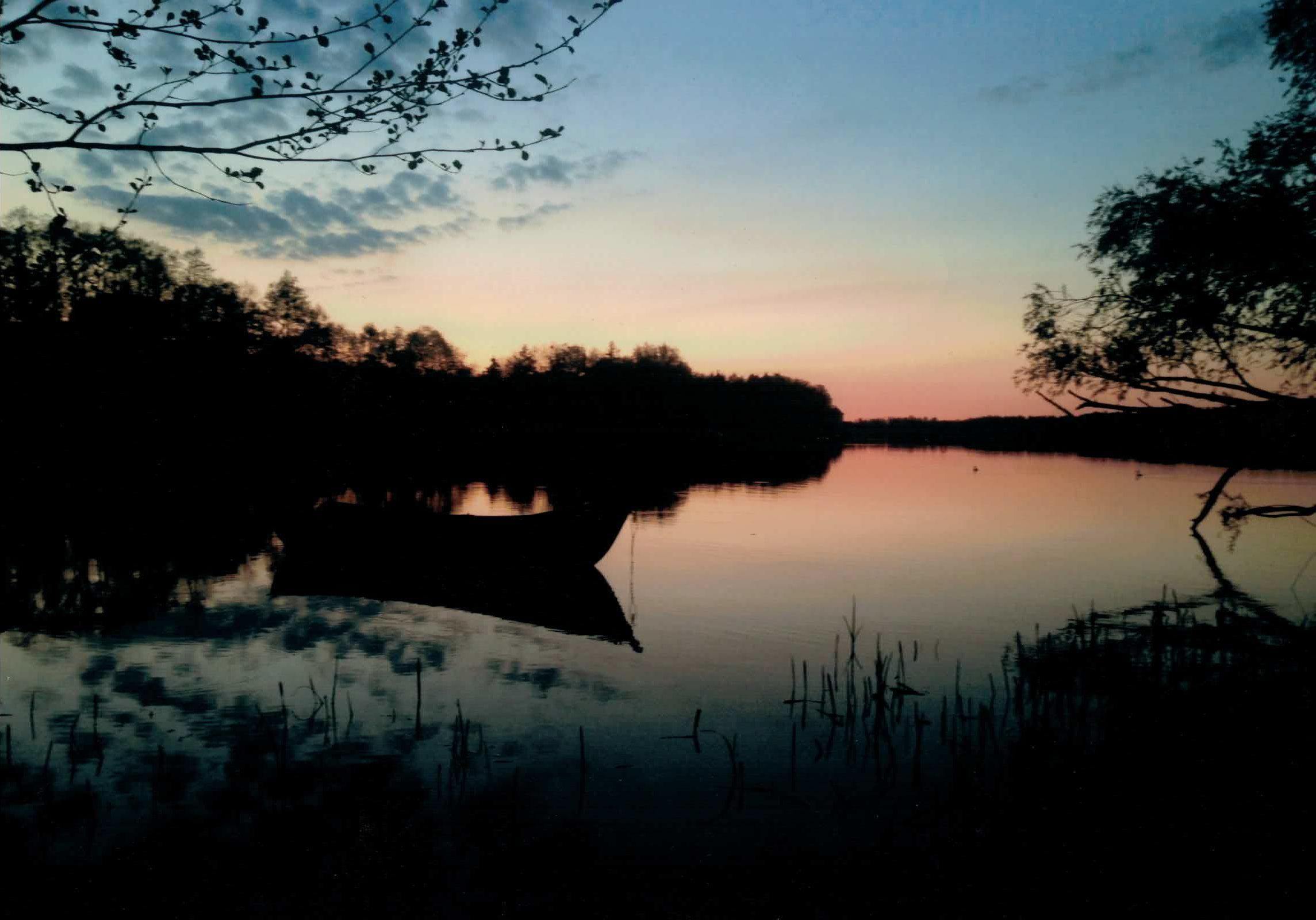 Jezioro Trupel w Szwarcenowie Filip Suliński