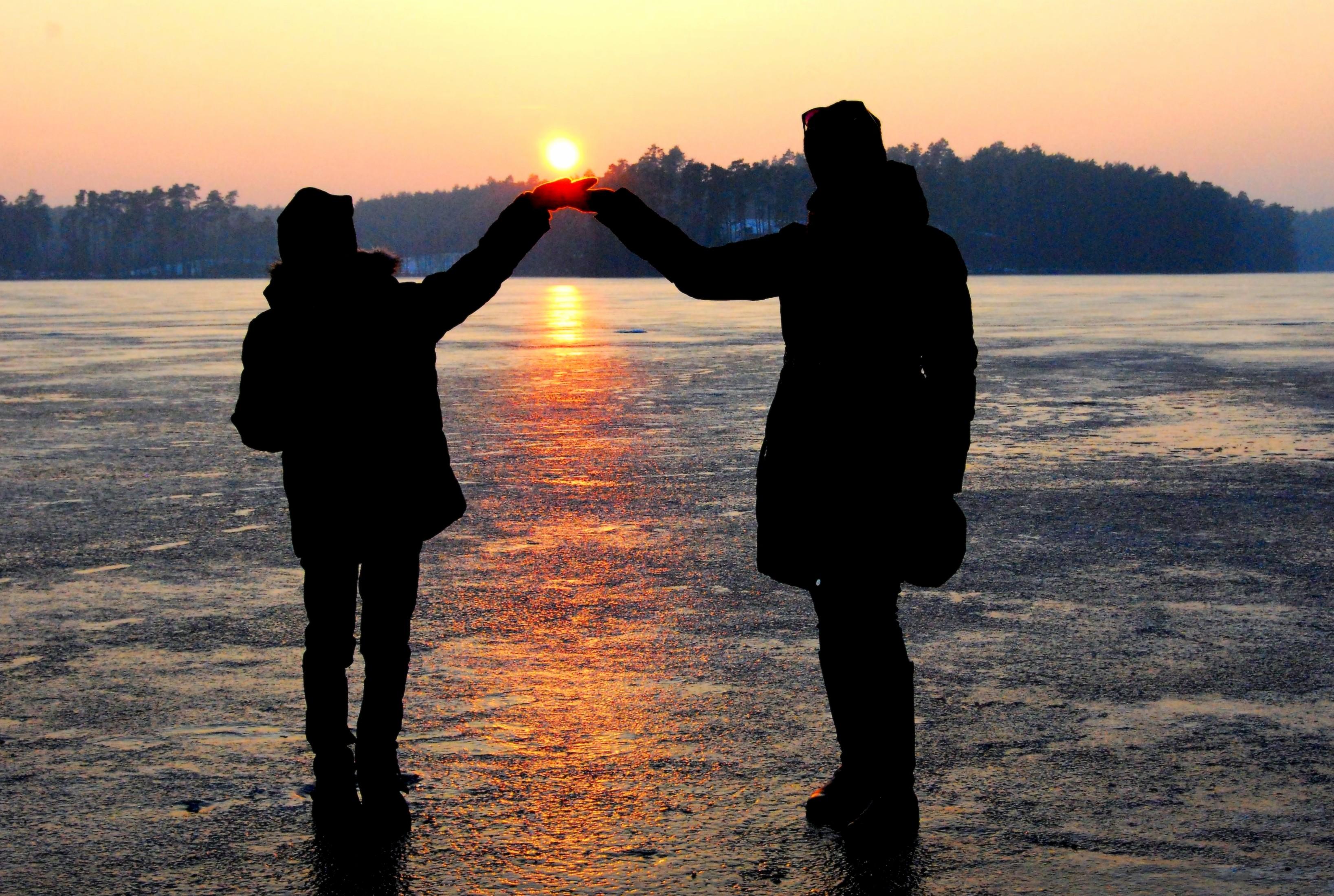 Wielkie Jezioro Partęczyny Edyta Kozłowska Lange