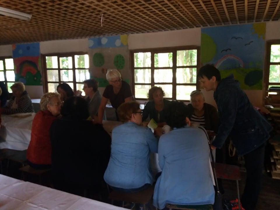 Spotkanie integracyjne organizacji pozarządowych